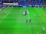 Rectidicación segundo gol de Sergio Ramos. Fuera de juego